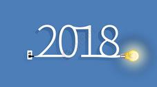 创意灯泡2018图片