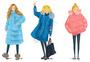 冬季时尚女装图片