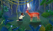 森林里的故事图片