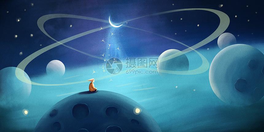 宇宙星河图片