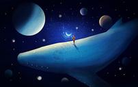 宇宙与梦境图片