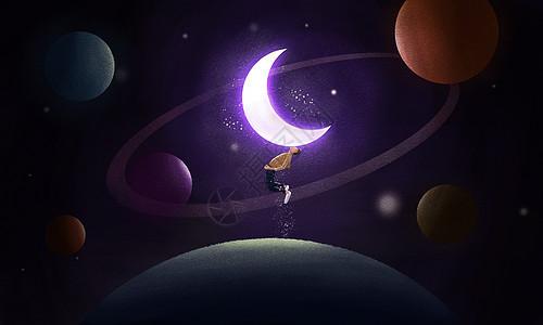 星空梦境图片