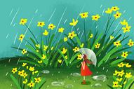 立春雨水图片