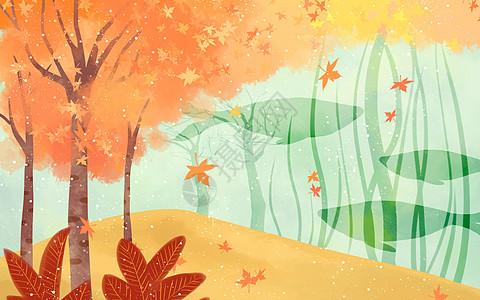 枫树岭图片