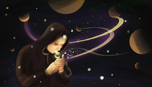 宇宙中的我picture