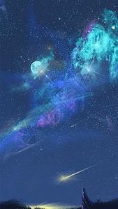 星空手机壁纸图片