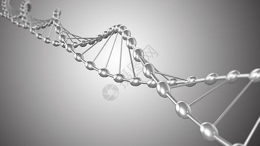 基因链条背景图片
