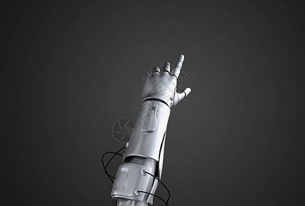 机器人手臂图片