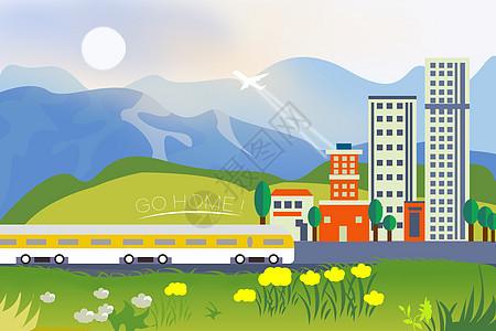 春运高铁图片