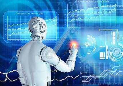 AI智能数据分析图片