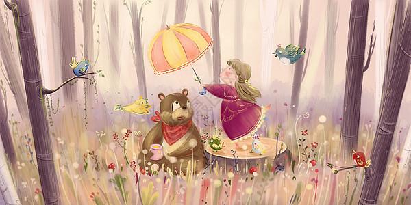 童话世界图片