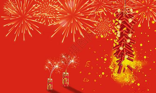 春节背景图图片