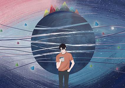 梦幻星球男孩图片