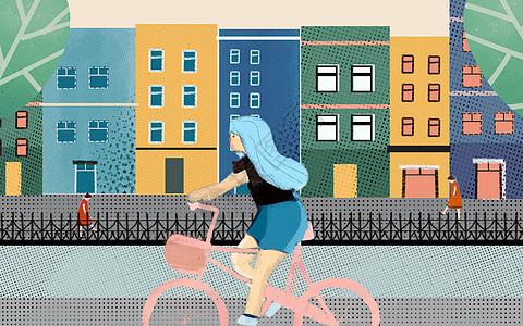 骑行生活图片