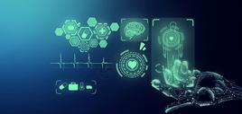 人工智能医疗科技图片