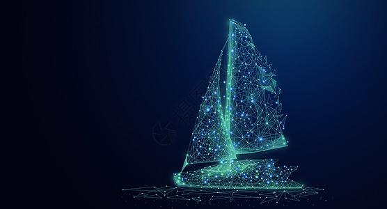 帆船航海科技图片