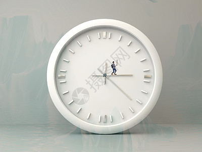 时光钟表图片