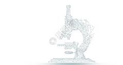 显微镜科技图片