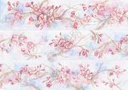 海棠花背景素材图片