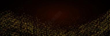 金色粒子科技banner图片