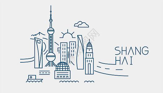 都市上海图片