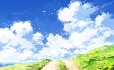 田野风光图片