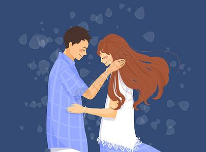 唯美情侣图片