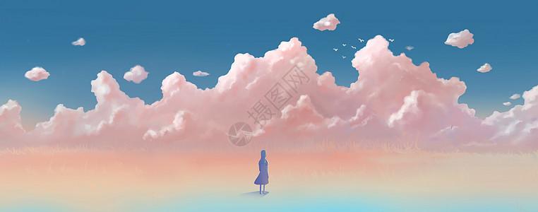云之彼端图片