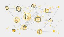 金融互联网图标图片