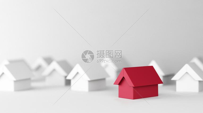 房地产背景图片
