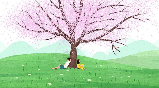花开的季节图片