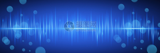 语音识别科技背景图片