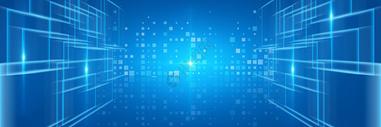 三维空间科技背景图片