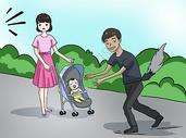防拐卖儿童安全教育图片