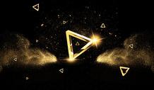 黑金科技背景图片