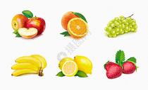 水果插画素材图片