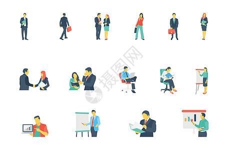 商务职业人士图片