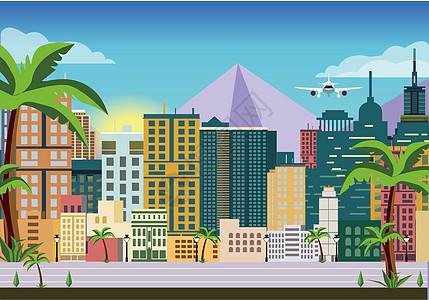 旅游城市建筑图片