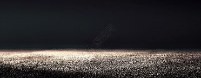 黑色简约大气的背景素材图片