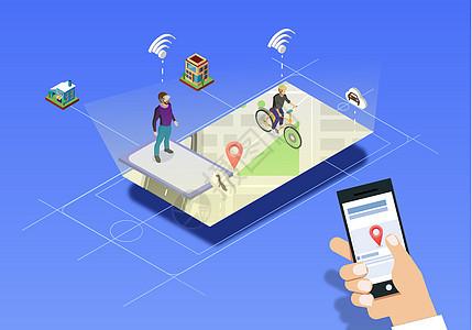 手机搜索地图图片