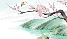 中国风春天图片