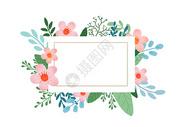 花卉元素图片