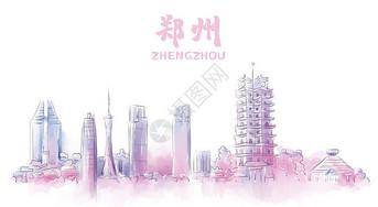 郑州地标建筑图片