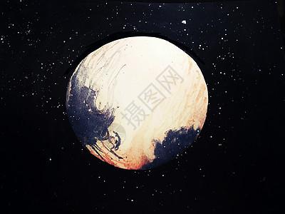 星球插画picture