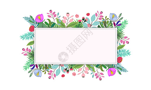 ppt 背景 背景图片 边框 模板 设计 相框 500_300