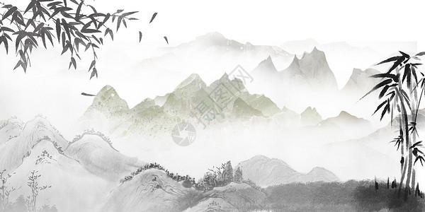 云雾中的书籍图片