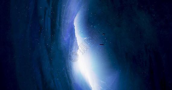 创意宇宙科技背景图片