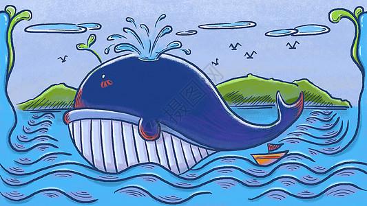 鲸与舟图片