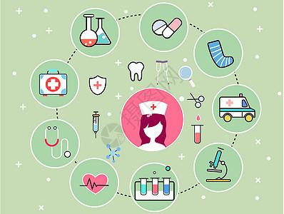 医疗小图标图片