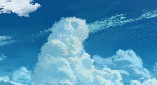 云海蓝天图片